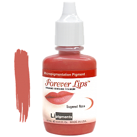 Пигмент Forever Lips Sugared Rose