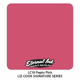 Pepto pink - eternal ink