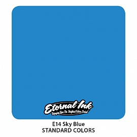 Sky Blue -Eternal Ink