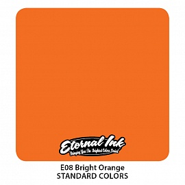 Bright Orange - Eternal Ink