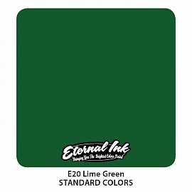 Lime green - Eternal Ink