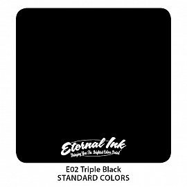 Triple Black -Eternal Ink