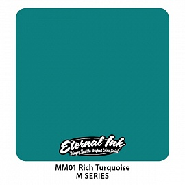 Rich Turquoise - Eternal ink
