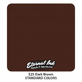 dark brown - eternal ink